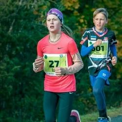 47. Saaremaa kolme päeva noortejooks - Grete Kant (27)