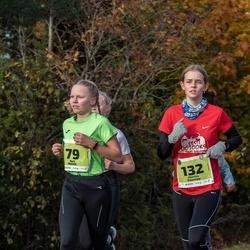 47. Saaremaa kolme päeva noortejooks - Reti Reinik (79), Mariliis Puusepp (132)