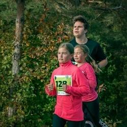 47. Saaremaa kolme päeva noortejooks - Mirtel Paimre (128), Tristan Talts (180)