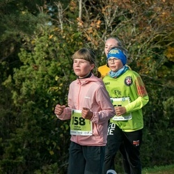 47. Saaremaa kolme päeva noortejooks - Ennar Talvik (65), Loviise Leisalu (158)