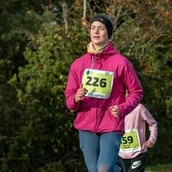 47. Saaremaa kolme päeva noortejooks - Therese Käen (226)