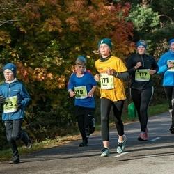 47. Saaremaa kolme päeva noortejooks - Rait Jaagup Kuum (23), Ruta Käärst (117), Revo Käärst (118), Meribel Vahstein (157), Martha-Lii Voolma (171)