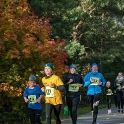 47. Saaremaa kolme päeva noortejooks - Ruta Käärst (117), Revo Käärst (118), Meribel Vahstein (157), Martha-Lii Voolma (171)