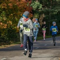 47. Saaremaa kolme päeva noortejooks - Mihkel Tamm (17), Gregor Kallas (91)