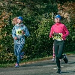 47. Saaremaa kolme päeva noortejooks - Emili Leemet (130), Annemari Laugal (137)