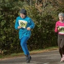 47. Saaremaa kolme päeva noortejooks - Franz Lennon Abner (104), Andrali Kõrva (555)