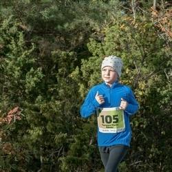 47. Saaremaa kolme päeva noortejooks - Florence Maria Abner (105)