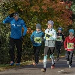 47. Saaremaa kolme päeva noortejooks - Aleks Kallas (92), Henrik Tammiste (224)