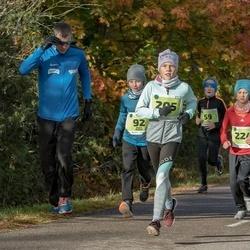 47. Saaremaa kolme päeva noortejooks - Atso Kesküla (59), Aleks Kallas (92), Merili Pent (205), Henrik Tammiste (224)