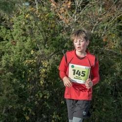 47. Saaremaa kolme päeva noortejooks - Aaron Ausmees (145)