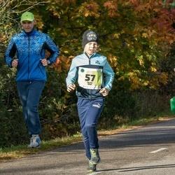 47. Saaremaa kolme päeva noortejooks - Jete Tamm (16), Tevon Sild (57)