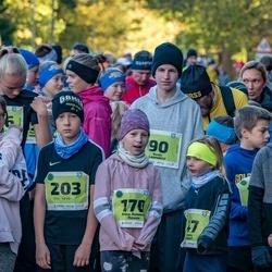 47. Saaremaa kolme päeva noortejooks - Saara Kajari (47), Kevin Laanekivi (90), Anna-Rebecca Rosen (170), Riko Velve (203)