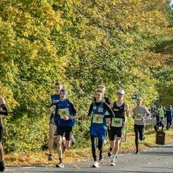 47. Saaremaa kolme päeva noortejooks - Raimond Parts (2), Roberts Aleksis Glazers (3), Alex Ojava (38), Robert Hendrikson (152), Risto Pernits (188)