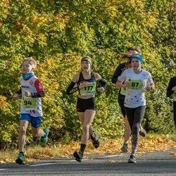 47. Saaremaa kolme päeva noortejooks - Meri-Lill Plagnaud (87), Sixten Suppi (94), Stella Paltina (177), Uku Märten Vaikmaa (202)
