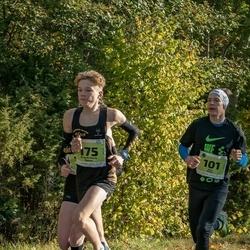 47. Saaremaa kolme päeva noortejooks - Kert Pallo (101), Ricards Davis Špacs (175)