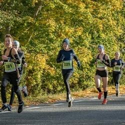 47. Saaremaa kolme päeva noortejooks - Kaur-Mattias Kuuskme (69), Karmel Jano (80), Renate Belajeva (174), Teodors Godinš (181)