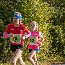 47. Saaremaa kolme päeva noortejooks - Marit Tarm (30), Mia Lii Kaigas (75)