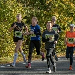 47. Saaremaa kolme päeva noortejooks - Eliise Luks (19), Kaisa-Maria Oll (48), Anna Maria Raspel (50), Oliver Kerno (110), Markus Tamm (148), Karl Mihkel Põldre (155)
