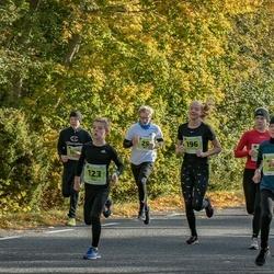 47. Saaremaa kolme päeva noortejooks - Daniel Piht (29), Nils-Eric Uibo (123), Merili Käsper (196)