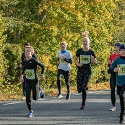 47. Saaremaa kolme päeva noortejooks - Daniel Piht (29), Ramon Ridalaan (72), Nils-Eric Uibo (123), Merili Käsper (196)