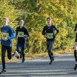 47. Saaremaa kolme päeva noortejooks - Heiki Peterkopf (43), Henri Säkk (52), Risto Saar (82)