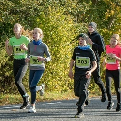 47. Saaremaa kolme päeva noortejooks - Karolin Meeri Meos (85), Karolin Kaldmäe (161), Riko Velve (203), Minni Marit Peenoja (217)
