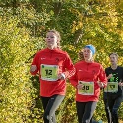 47. Saaremaa kolme päeva noortejooks - Jete Mari Jürjo (12), Maria Miller (98)