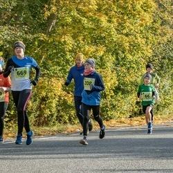 47. Saaremaa kolme päeva noortejooks - Art Aleksander Tatter (66), Freddy Rajaste (169), Hendrik Õigemeel (208), Anna Malena Kuris (669)