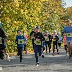 47. Saaremaa kolme päeva noortejooks - Mattias Oll (18), Rait Jaagup Kuum (23), Mihkel Keso (160), Markus Voolma (172), Arabella Puskar (197)