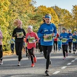 47. Saaremaa kolme päeva noortejooks - Merete Sild (56), Madleen Ambur (86), Hanna-Rebecca Inno (153), Loviise Leisalu (158), Laura Liis Vei (215)