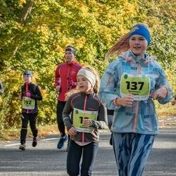 47. Saaremaa kolme päeva noortejooks - Lee Saarts (15), Annemari Laugal (137), Hanna-Brit Piht (192)