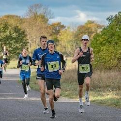 47. Saaremaa kolme päeva noortejooks - Raimond Parts (2), Alex Ojava (38), Risto Pernits (188)