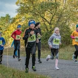 47. Saaremaa kolme päeva noortejooks - Mihkel Tamm (17), Rudolf Jürviste (20), Atso Kesküla (59), Martha-Lii Voolma (171), Aron Looskari (201)