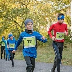 47. Saaremaa kolme päeva noortejooks - Mihkel Tamm (17), Rudolf Jürviste (20), Jakob Jürviste (21)