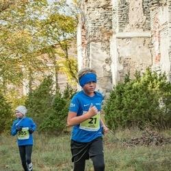 47. Saaremaa kolme päeva noortejooks - Jakob Jürviste (21), Florence Maria Abner (105)