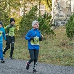 47. Saaremaa kolme päeva noortejooks - Franz Lennon Abner (104), Florence Maria Abner (105), Joosep Õispuu (173)