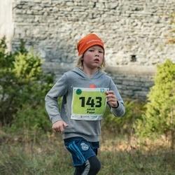 47. Saaremaa kolme päeva noortejooks - Jakob Pajur (143)