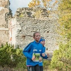 47. Saaremaa kolme päeva noortejooks - Laura Liis Vei (215)