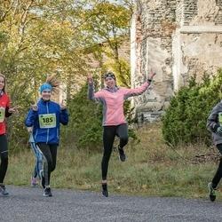 47. Saaremaa kolme päeva noortejooks - Taaniel Teras (116), Mariliis Puusepp (132), Karola Kivipõld (185)