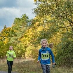 47. Saaremaa kolme päeva noortejooks - Eleanor Leedo (13), Karoli Teern (213)