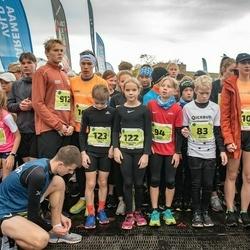 47. Saaremaa kolme päeva noortejooks - Marit Tarm (30), Kaspar Grauen (83), Meri-Lill Plagnaud (87), Sixten Suppi (94), Lisett Alt (108), Nora-Liisa Uibo (122), Nils-Eric Uibo (123), Markus Tamm (148), Tristan Aik Sild (912)