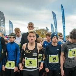 47. Saaremaa kolme päeva noortejooks - Raimond Parts (2), Roberts Aleksis Glazers (3), Holger Vitsur (9), Kristofer Käen (31), Alex Ojava (38), Adam Ojava (39)
