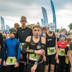 47. Saaremaa kolme päeva noortejooks - Raimond Parts (2), Roberts Aleksis Glazers (3), Holger Vitsur (9), Alex Ojava (38), Mia Lii Kaigas (75), Risto Pernits (188)