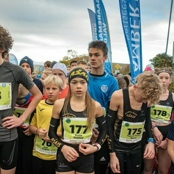 47. Saaremaa kolme päeva noortejooks - Alex Ojava (38), Emil Kaigas (76), Ricards Davis Špacs (175), Stella Paltina (177), Elza Niklase (178), Sten Aljas (186)