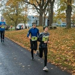 47. Saaremaa kolme päeva noortejooks - Ranno Kannel (5), Holger Vitsur (9), Romet Ridalaan (71)