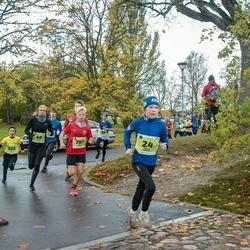 47. Saaremaa kolme päeva noortejooks - Adeele Neitsov (24), Liivika Paas (68), Johann Viktor Vits (222), Tristan Tamm (797)