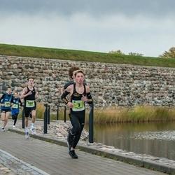 47. Saaremaa kolme päeva noortejooks - Roberts Aleksis Glazers (3), Kert Kask (165), Risto Pernits (188)