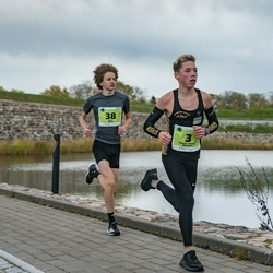47. Saaremaa kolme päeva noortejooks - Roberts Aleksis Glazers (3), Alex Ojava (38), Risto Pernits (188)