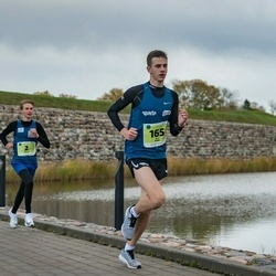 47. Saaremaa kolme päeva noortejooks - Raimond Parts (2), Kert Kask (165)