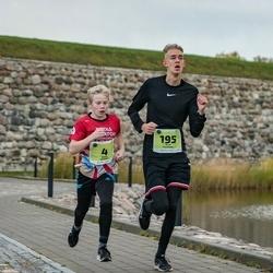 47. Saaremaa kolme päeva noortejooks - Oliver Grauen (4), Lee Saarts (15)